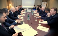 Meeting of the Chairman of Investigative Committee of the RA Aghvan Hovsepyan and the Chairman of Investigative Committee of RF Alexander Bastrykin