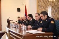 Diplomas given to candidates of investigators trained in Academy of Justice