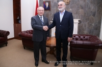 The Chairman of the RA Investigative Committee Aghvan Hovsepyan and the Chairman of the Supervisory Board of Islamic Republic of Iran Naser Seraj signed a memorandum of understanding 13.07.2016