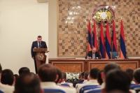 Solemn session dedicated to the day of the employee of the Investigative Committee (2019)