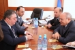 The Chairman of RA Investigative Committee received the Ambassador Extraordinary and Plenipotentiary of Georgia