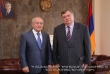 Chairman of RA Investigative Committee Aghvan Hovsepyan received Head of OSCE Office in Yerevan Andrey Sorokin