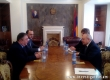 Chairman of RA Investigative Committee received Ambassador Extraordinary and Plenipotentiary of Georgia