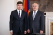 RA IC Chairman Aghvan Hovsepyan received Ambassador Extraordinary and Plenipotentiary of Kazakhstan to Armenia (Photos)