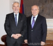 RA IC Chairman Aghvan Hovsepyan received Head of EU Delegation to Armenia Peter Svitalski