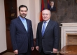 RA IC Chairman highlighted ratification of interstate agreement signed between Armenia and Iran on legal cooperation within civic and criminal cases (Photos)