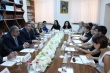Leaders of Investigative Committee Met Public Monitoring Group (Photos)