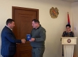 IC Chairman Awarded Prosecutor of Shirak Province (photos)