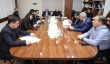 Working Discussion on Organizing Investigation of Cases on Thefts Committed from Companies Operating in Major Malls in Yerevan in more Efficient Way and their Prevention (photos)
