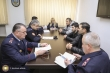 By Instruction of RA IC Chairman Hayk Grigoryan IC Deputy Chairman, Head of General Military Investigative Department Received Dead Serviceman's Relatives (photos)