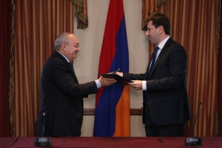 RA Investigative Committee and RA Ombudsman signed a Memorandum of Understanding on cooperation in the sphere of protection of human rights and freedoms