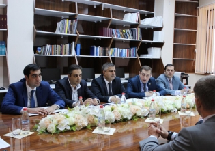 Meeting at the RA Investigative Committee