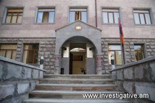 Opening of new administrative building of Syuniq Regional Investigative Department of the RA Investigative Committee held (Photos)