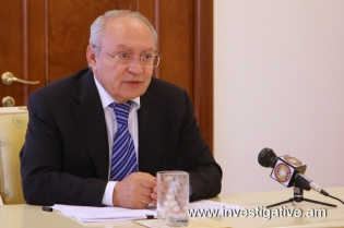 Board session of Investigative Committee held (Photos)