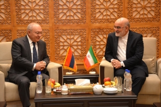 Two-year program on cooperation will be signed between Chairmen of RA Investigative Committee and IRI Supervisory Board; RA IC Chairman Aghvan Hovsepyan had a number of meetings in Tehran (Photos)