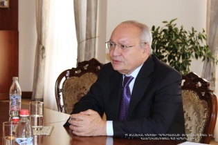 Chairman of RA Investigative Committee Aghvan Hovsepyan signed order on appointing Head of Arabkir Investigative Division