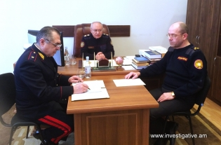 During pretrial proceeding investigators must be independent and make decisions by themselves within criminal cases in their proceeding, Aghvan Hovsepyan (Photos)