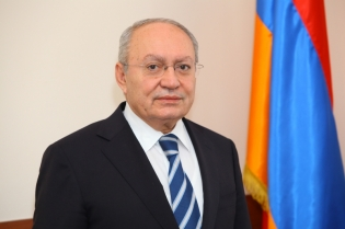 RA IC Chairman Aghvan Hovsepyan is in Russian Federation on working visit