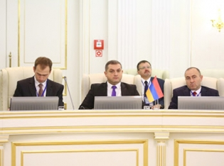 Representative of Investigative Committee took part in Sixth Regional Seminar on International Humanitarian Law in Minsk
