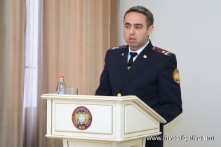 Artur Ghambaryan reelected Head of Disciplinary Commission of RA Investigative Committee
