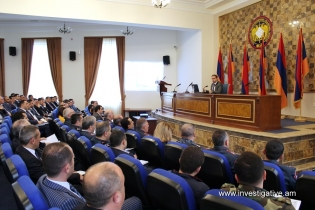 RA IC Deputy Chairman Artur Ghambaryan presented legislative reforms on participation of assistant examiner in investigatory actions (photos)