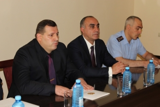 RA IC Chairman Hayk Grigoryan Left for Ararat on Working Visit (Photos)