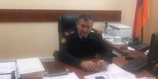 Deputy Head of General Military Investigative Department Received Dead Serviceman's Relatives