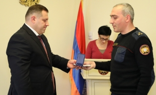Chairman of Investigative Committee Granted Titles to IC Employees (photos)