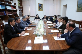 Agreement on Formation of Public Monitoring Working Group Signed between RA Investigative Committee and Ten Non-Governmental Organizations (photos)