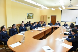 Chairman of RA Investigative Committee Hayk Grigoryan Paid Working Visit to Republic of Artsakh (photos)