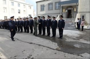 Chairman of RA Investigative Committee Took Part in Opening Ceremony of Administrative Building of Gavar Investigative Division (photos)