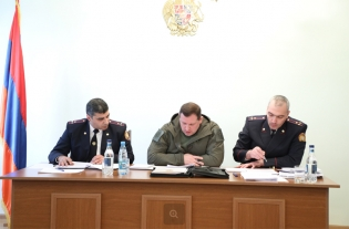 Chairman of RA Investigative Committee Hayk Grigoryan Paid Working Visit to Gegharkunik Province (photos)