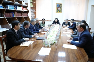 Regular Meeting of Public Monitoring Group Held (photos)