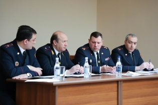 RA IC Chairman Sum up Work Done by RA IC Investigative Division of Kentron and Nork-Marash Administrative Districts of Yerevan Investigative Department in 2018 (photos)