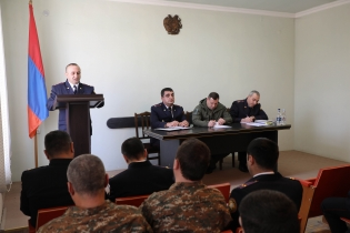 Chairman of RA Investigative Committee Hayk Grigoryan Pay Working Visit to Tavush (photos)