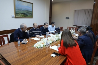 Work Done in Recent Days Summed up with ELARD Company's Expert Group (photos)