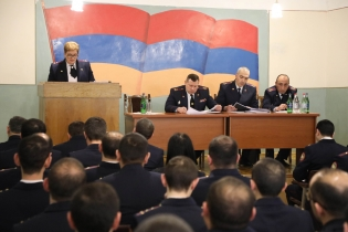 Chairman of Investigative Committee Hayk Grigoryan Pay Working Visit to Lori Province (photos)