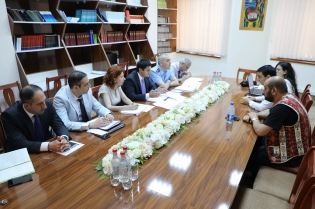Applications of Mid-Term Expenditures Program of 2020–2022 and Budget Financing of 2020 Discussed in Investigative Committee (photos)