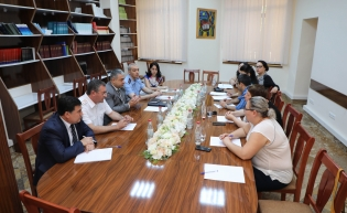 Regular Meeting with Public Monitoring Group Held