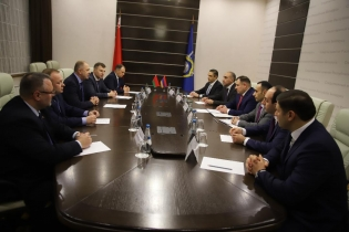 Working Meeting of Chairmen of Investigative Committees of Armenia and Belarus Held in Minsk (photos)